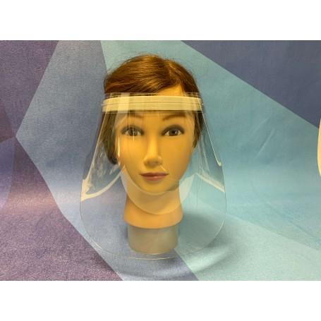 Защитная маска экран для лица