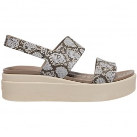 Sieviešu sandales Crocs Brooklyn Low Wedge