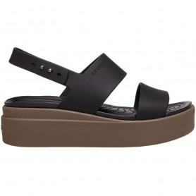 Women's sandals Crocs Brooklyn Low Wedge