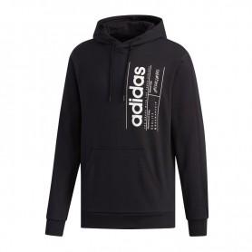 мужская толстовка Adidas Brilliant Basics Hooded