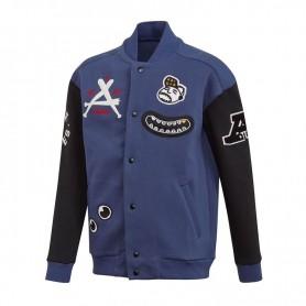 Children's jacket Adidas Collegiate
