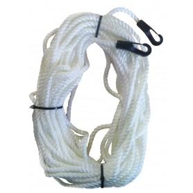 Плавучий спасательный веревка (8mm) 30 метров
