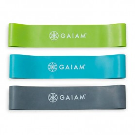 Resistance band 3 pcs Gaiam