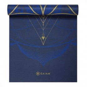 Double-sided yoga mat Gaiam Sun and Moon 6mm