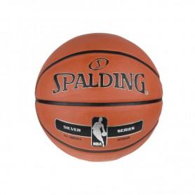 Basketball ball Spalding NBA Silver