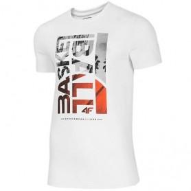 T-shirt 4F H4L20 TSM031