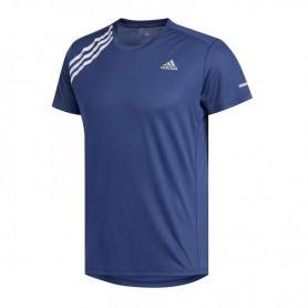 T-krekls Adidas Run It 3-Stripes