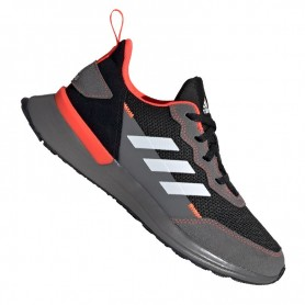 Children's sports shoes Adidas RapidaRun Elite running