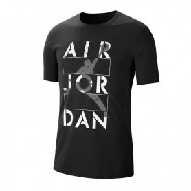 T-krekls Nike Jordan Stencil