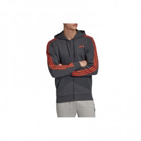 Men's sweatshirt Adidas E 3S FZ FL Hoodie