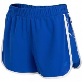 Women's shorts 4F H4L20 SKDF001 36S