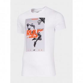 T-shirt 4F H4L20-TSM029