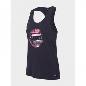 Женская футболка 4F H4L20-TSD022