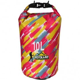 Waterproof bag 10l Royokamp