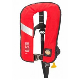 BESTO Inflatable HYDROSTATIC 165N lifejacket
