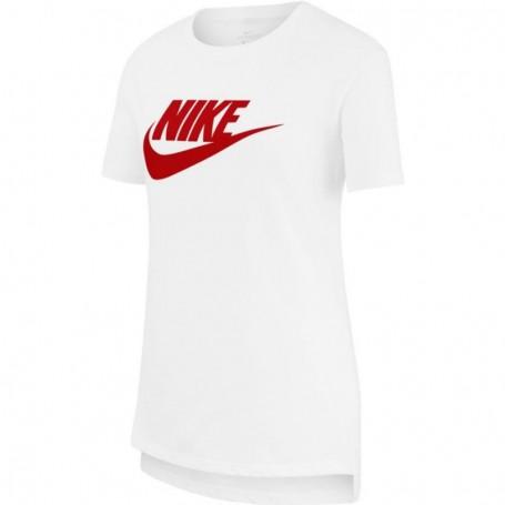 NIKE G NSW tee Dptl Basic Futura Camiseta Ni/ñas