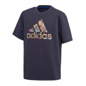 Bērnu T-krekls Adidas JR Art Tee