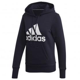 Women sports jacket Adidas Badge of Sport Overhead Fleece Hoodie