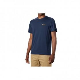 T-krekls Columbia Maxtrail SS Logo Tee