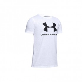 Bērnu T-krekls Under Armor Sportstyle Logo Short Sleeve