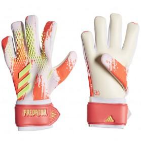 Football goalkeeper gloves Adidas Predator GL LGE