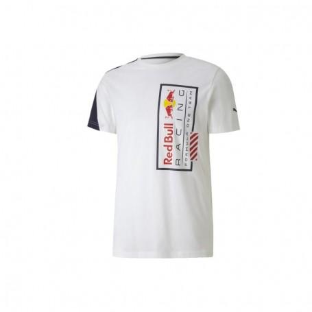 T-krekls Puma Red Bull Racing Logo Tee