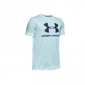 Bērnu T-krekls Under Armor Sportstyle Logo