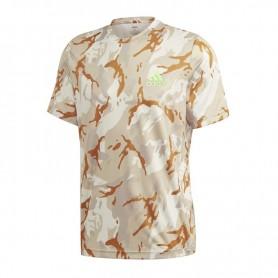 T-shirt Adidas D2M AOP Tee