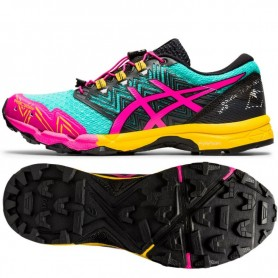 Women's sports shoes Asics GEL-FujiTrabuco SKY running