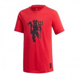 Children's T-shirt Adidas Mufc Graphic