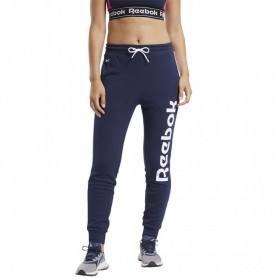 Women sports pants Reebok TE Liner Logo French Terry