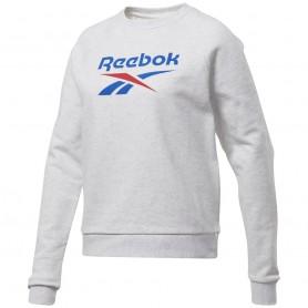 Women sports jacket Reebok Classic Big Vector Crew FT