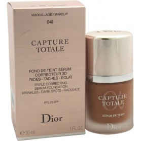 Christian Dior Dior Capture Totale Serum Foundation 040 Miel 30мл