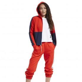 Women sports jacket Reebok Te Linear Logo Ft