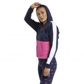 Women sports jacket Reebok Te Linear Logo