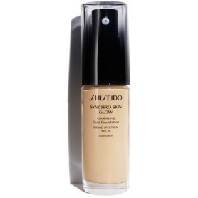 Shiseido Synchro Skin Glow Luminizing SPF20 3 Golden 30ml