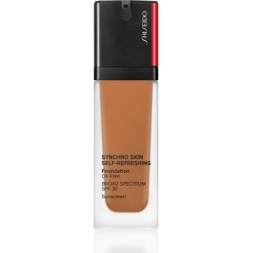 Shiseido Synchro Skin Self-Refreshing Foundation Spf30 510 Suede 30ml
