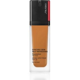 Shiseido Synchro Skin Self-Refreshing Foundation Spf30 430 Cedar 30ml
