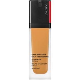 Shiseido Synchro Skin Self-Refreshing Foundation Spf30 420 Bronze 30ml