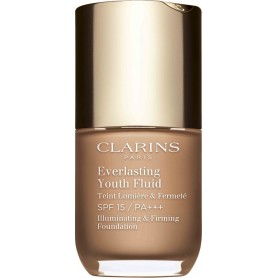 Clarins Everlasting Youth Fluid 112 Amber 30мл