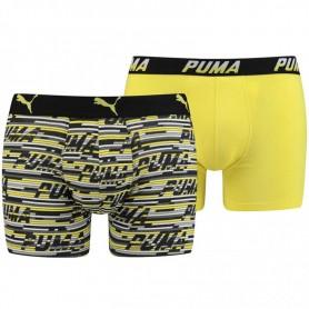 Vīriešu apakšbikses Puma Logo Aop 2 gab.