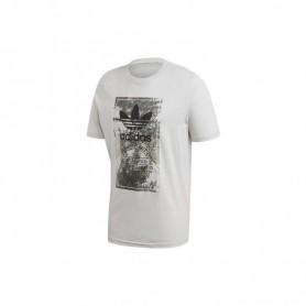 T-krekls Adidas Camo Tongue