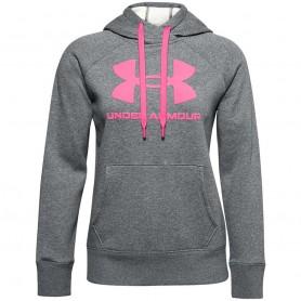 Women sports jacket Under Armour Rival Fleece Logo Hoodie