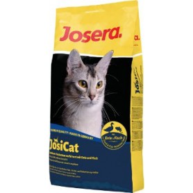 Сухой корм для кошек JOSERA Josicat Kaczka&fisch 18kg