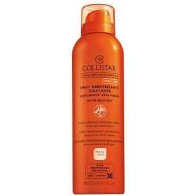 Collistar Moisturizing Tanning Spray SPF30 200ml