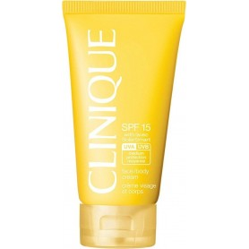 Clinique SolarSmart Face And Body Cream SPF15 150ml