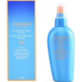 Shiseido Sun Protection Spray Oil - Free SPF15 150ml