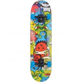 Skateboard Schildkrot Slider Monster