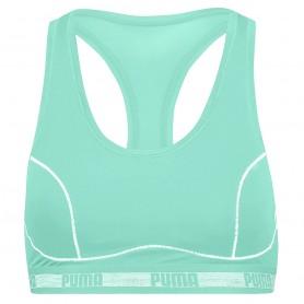 Women's sports bra Puma Padded Racer Back 1P Hang