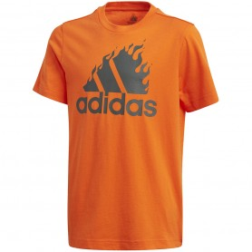 Children's T-shirt Adidas Jb Bos Graphic